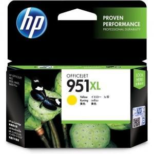 HP 951XL sárga tintapatron