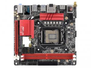 ASRock s1151 Z170 GAMING-ITX/AC Fatal1ty Alaplap