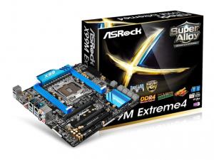 ASRock s2011 X99M EXTREME4 Alaplap