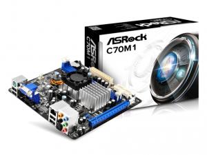 ASRock sFT1 C70M1 Alaplap