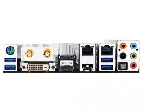Gigabyte s1151 GA-Z170N-WIFI Alaplap