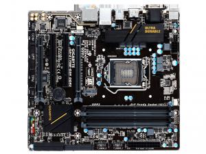 Gigabyte s1151 GA-Z170M-D3H DDR3 Alaplap