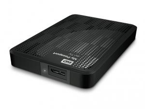 Western Digital My Passport AV-TV 2,5 USB3.0 1TB Fekete Külső merevlemez