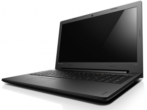 Lenovo Ideapad 15,6 HD LED 100 - 80QQ004FHV - Fekete Intel® Core™ i5-5200U / 2,20GHz, 4GB/1600MHz, 1TB SATA, DVDSMDL, NVIDIA® GeForce® GT920M / 1GB, WiFi, Bluetooth, Webkamera, FreeDOS, Fényes kijelző