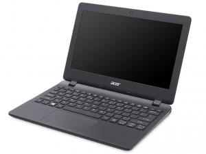 Acer TravelMate 11,6 HD TMB116-M-P4TZ - Fekete - Windows® 10 Home Intel® Pentium® Quad Core™ N3700 - 1,60GHz, 4GB DDR3 1600MHz, 500GB HDD, Intel® HD Graphics, WiFi, Bluetooth, HD Webkamera, Windows® 10 Home, Matt kijelző
