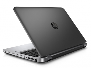 HP probook 470 G3, 17.3 HD+ AG, Intel® Core™ i5 Processzor 6200U, 8GB, 1TB, Rareon R7 M340/2GB, Metallic Grey, DOS, Case, 1Y+2YCp