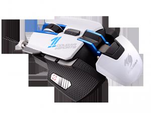 Cougar 700M eSport Lézer Gaming fehér egér
