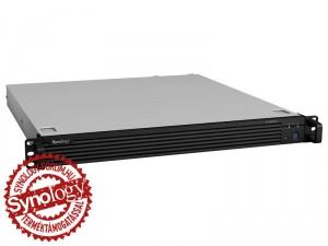 Synology RackStation RC18015xs+ lemez nélküli NAS (4×3,3 GHz CPU, 8 GB RAM)