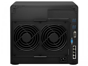Synology DiskStation DS2415+ 12-lemezes NAS (4×2,4 GHz CPU, 2 GB RAM)