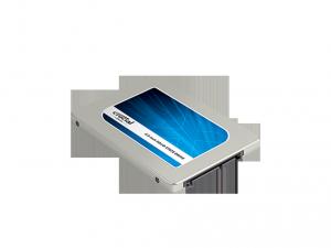 Crucial 480GB 2.5 SATA3 CT480BX500SSD1 SSD meghajtó