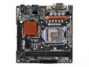 ASRock s1151 H110M-ITX Alaplap