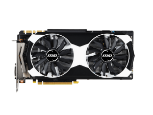 MSI Videókártya PCIe NVIDIA GTX 980 4GB GDDR5