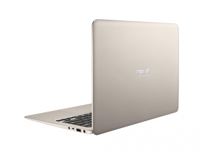 ASUS Zenbook 13,3 FHD UX305UA-FC037T - Arany - Windows® 10 64bit Intel® Core™ i7-6500U (4M Cache, up to 3.10 GHz), 8GB, 256GB SSD, Intel® HD Graphics 520, Sleeve & Cable, Matt kijelző