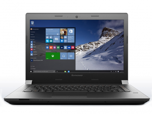 Lenovo Ideapad 15,6 HD LED B51-30 - 80LK004AHV - Fekete Intel® Celeron® Dual Core™ N3050 - 1,60GHz, 4GB DDR3L / 1600MHz, 500GB +8GB SSHD, Intel® HD Graphics, WiFi, Bluetooth, HD Webkamera, FreeDOS, Matt kijelző