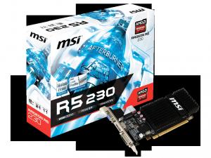 MSI Videókártya PCIe AMD R5 230 2GB DDR3