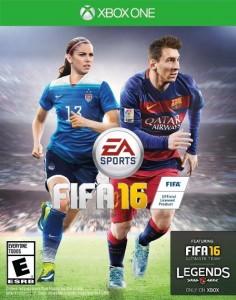 Microsoft Fifa16 Xbox One
