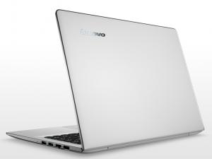 LENOVO IDEAPAD 500S-13ISK, 13,3 FHD IPS AG, Intel® Core™ i3 Processzor-6100U, 4GB, 500GB+8GB SSHD, NO ODD, DOS, fehér