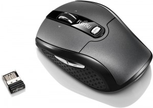 Fujitsu WI610 wireless laser egér