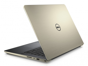 DELL VOSTRO 5459 14.0 HD, Intel® Core™ i5 Processzor-6200U (2.80GHZ), 8GB, 500GB, NVIDIA 930M, WIN 10 PRO, Arany
