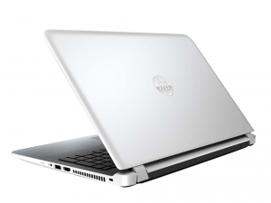 HP PAVILION 15-AB224NH, 15.6 FHD AG, Core™ I5-6200U, 8GB, 1TB, NVIDIA GEFORCE 940M 4GB, WIN 10, FEHÉR