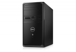 DELL PC VOSTRO 3900MT Intel® Core™ i5 Processzor-4460 3.40 GHZ, 8GB,1TB, NVIDIA GTX 745 4GB, WINDOWS 10 PRO