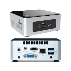 Intel® PC NUC Ultra Compact Asztali PC