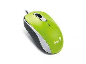 Genius DX-110 Zöld egér