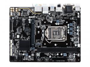 Gigabyte s1151 GA-H110M-HD3 DDR3 Alaplap