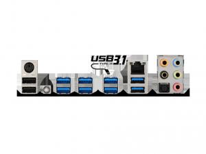 MSI s2011 X99A SLI KRAIT EDITION Alaplap