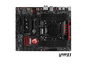 MSI s2011 X99A GAMING 7 Alaplap