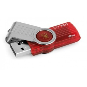Kingston DataTraveler DT101G2- 8GB USB Pendrive