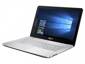 ASUS 15,6 FHD N552VW-FW111T - Ezüst - Windows® 10 Home Intel® Core™ i7-6700HQ /2,60GHz - 3,50GHz/, 8GB 2133MHz, 1TB HDD, DVDSMDL, Nvidia® GTX 960M 4GB, Wifi, Bluetooth, Webkamera, Windows® 10 Home, Háttérvilágítású billentyűzet, Matt kijelző