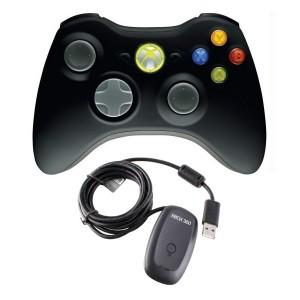 Xbox 360/PC Vezeték Nélküli Kontroller