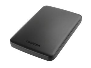 Toshiba Canvio Basic 1TB USB 3.0 Fekete Külső merevlemez