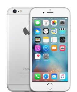 Apple iPhone 6S 32GB Ezüst