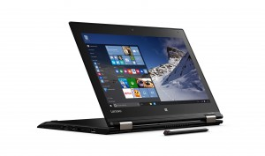 LENOVO THINKPAD YOGA 460, 14.0 FHD TOUCH + PEN, Intel® Core™ i7 Processzor-6500U (3.10GHZ), 8GB, 256GB SSD, WWAN, WIN10 PRO, OneLink+, FP, Háttérvilágítású bill., Ambient Light Sensor, 3D accelerometer and 3D magnetometer, 3D compass, 3D gyrometer, ThinkPad Pen Pro