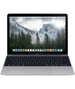 Apple MacBook MLH82MG/A, 12 Retina, Intel® Core™ m5 1,2GHz, 8GB RAM, 512GB SSD, Asztroszürke