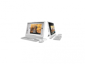 Dell Inspiron 3459 All in One PC - WIN 10 - Fehér