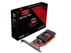 AMD VIDEOKÁRTYA PCI-EX16X AMD FIREPRO W4100 GDDR5 2GB/128BIT
