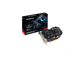 Gigabyte PCIe AMD R7 370 2GB GDDR5