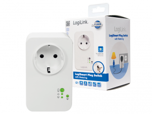 LogiLink PA0066 LogiSmart hálózati csatlakozó
