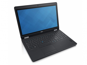 DELL LATITUDE E5570 15.6 HD, Intel® Core™ i5 Processzor-6300U (2.40GHZ), 4GB, 128GB SSD Win7 / Win10 Pro
