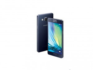 Samsung Galaxy A5 - A500F - Midnight black okostelefon