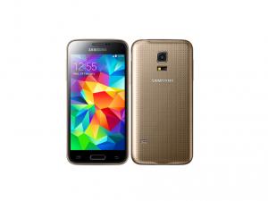 Samsung Galaxy S5 Mini 16GB okostelefon - Fekete arany