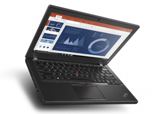 LENOVO THINKPAD X260, 12.5 HD, Intel® Core™ i7 Processzor-6500U (3.10GHZ), 8GB, 256GB SSD, WIN7 PRO/WIN10 PRO, FP, Smart Card reader, TPM