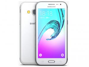 Samsung Galaxy J3 (2016) okostelefon - Dual-SIM - Fehér - Okostelefon