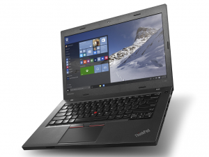 LENOVO THINKPAD L460, 14,0 HD, Intel® Core™ i5 Processzor-6200U (2.80GHZ), 4GB, 500GB, WIN7 PRO/WIN10 PRO