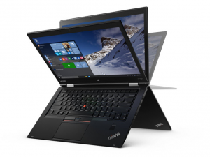 LENOVO THINKPAD X1 YOGA, 14.0 WQHD TOUCH + PEN, Intel® Core™ i5 Processzor-6300U (3.00GHZ), 8GB, 256GB SSD, WWAN, WIN10 PRO