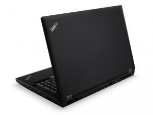 LENOVO THINKPAD P70, 17.3 FHD, Intel® Core™ i7 Processzor-6700HQ (3.50GHZ), 8GB, 256GB SSD, NVIDIA M600M, WIN7 PRO/WIN10 PRO, ExpressCard/34 slot, Smart Card reader, Háttérvilágítású bill. TPM, FP