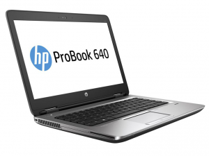 HP PROBOOK 640 G2 14 FHD, Core™ I5-6200U 2.3GHZ, 8GB, 256GB SSD, WIN 7/10 PROF.